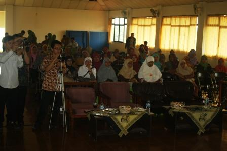 Peserta seminar Nasional