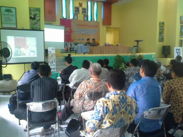 workshop elearning indramayu