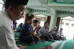 Kajian Ramadhan di Masjid Baitul Ilmi Labschool Jakarta
