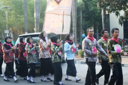 Tetap Bergembira di Acara MPA 2012