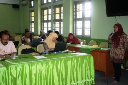 Presentasi PTK dari salah Seorang Guru SMKN 29 Jakarta