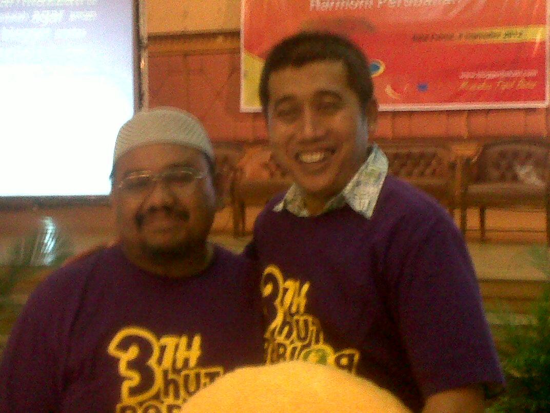 Omjay dan Pak Jammil Azzaini