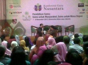 Konferensi Guru Nusantara 2012