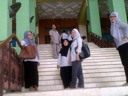 Narsis sedikit di islamic Center Kramat Tunggak Tanjung Priok