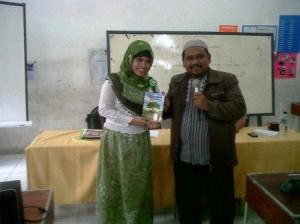 Pemenang DoorPrize Buku dari Omjay