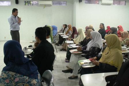 Workshop Ice Breaker IGI Bekasi di STMIK Bani Saleh Bekasi