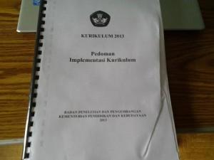 Dokumen Kurikulum 2013