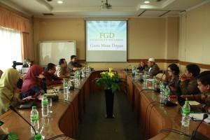 Diskusi Guru Masa Depan di UIN Jakarta