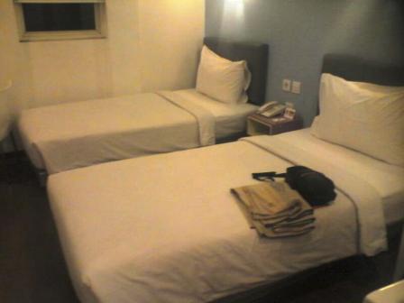 Bermalam di Hotel amaris Banjarmasin