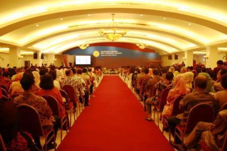 Wisuda SMP Labschool Jakarta