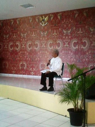 Prof. Dr. H. Arief rachman, M.Pd