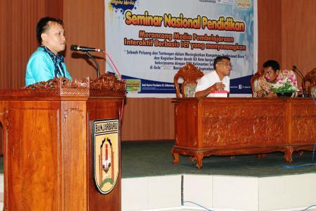 Acara Seminar di Banjarbaru
