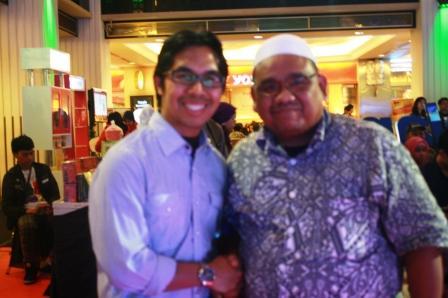 Ahmad Fuadi dan Omjay