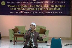 Ceramah dari Ustadz Ismeidas
