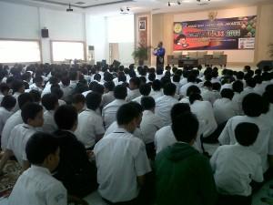 Digitalabs 2014 di SMP labschool Jakarta