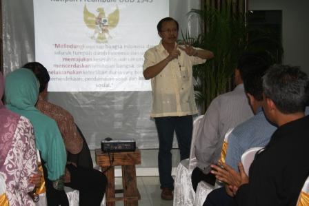 Dialog Pendidikan IGI Pusat di Pertamina Foundation