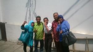 Foto Keluarga Bang Nur