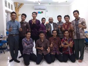 Mahasiswa SGI-7 Putra