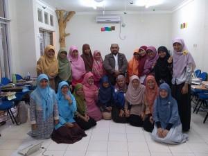 Mahasiswa SGI-7 Putri