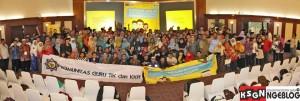 Kopdar Komunitas Sejuta Guru Ngeblog di Indosat