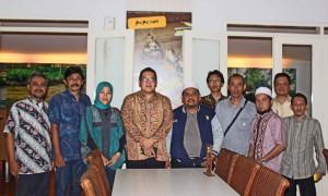 Pertemuan agtifindo dan kogtik yang difasilitasi pak Indra Charsmiadji