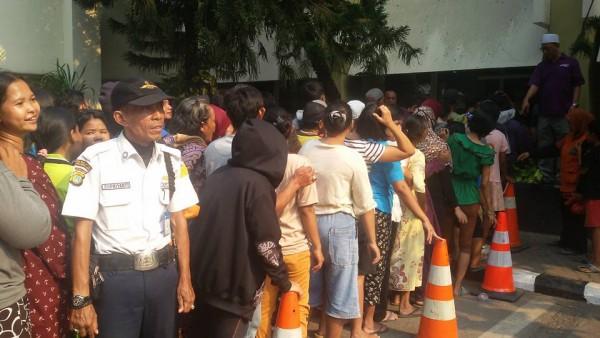 kegiatan idul adha di labschool Jakarta