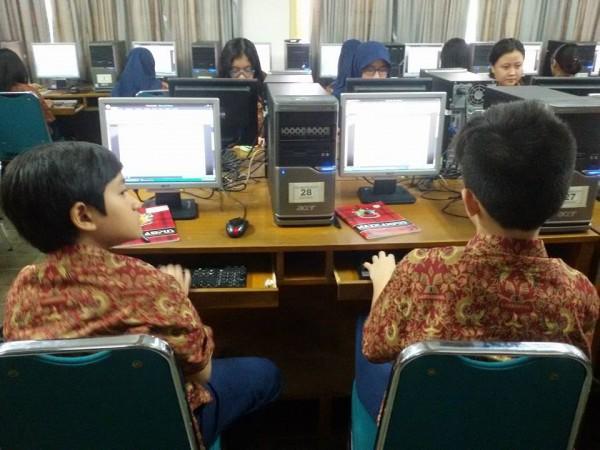 Pelajar Indonesia akan Terpuruk Bila Tidak Belajar TIK