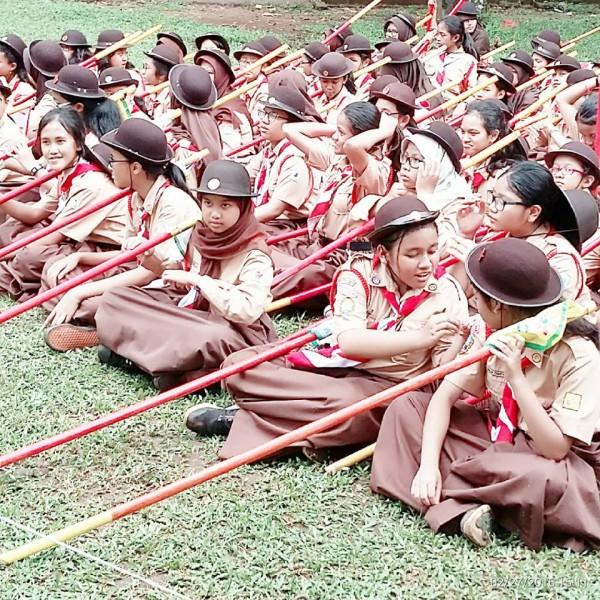 Pramuka SMP Labschool Jakarta